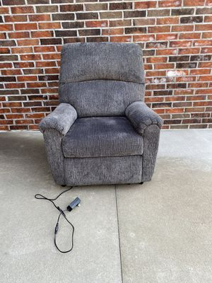Recliner Chair Power Glider Less than 1 Year Old for Sale in Broken Arrow, OK