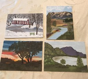 Old paintings for Sale in Redlands, CA