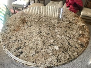 Granite dining table for Sale in Carson, CA