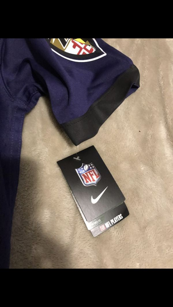 Raven Baltimore NFL jersey retail for 110$+ official NIKE football