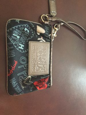 Coach Wristlet for Sale in Chesterfield, VA
