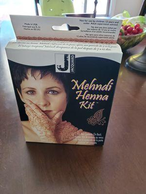 Unopened henna kit for Sale in Surprise, AZ