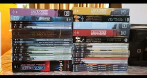 Law and order svu series complete 1-17 for Sale in Silver Spring, MD