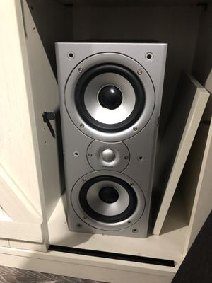 Polk Audio - 2 Speakers and Subwoofer for Sale in Boston, MA