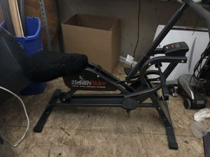 Health rider total body bike for Sale in Damascus, OR