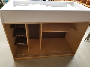 Changing table. Great for a daycare or a church preschool environment. for Sale in Clovis, CA