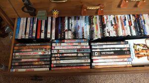 275 DVD'S $2.00 ea. will bundle. for Sale in Abilene, TX