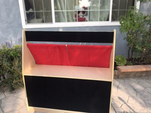 Puppet show booth for Sale in San Diego, CA