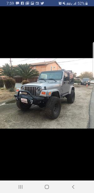 2002 Jeep Wrangler TJ for Sale in San Diego, CA