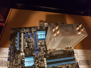 ASUS M5A99X EVO, R1.0,SOCKET AM3+ ATX SATA3 USB3.0 XU AMD MOTHERBOARD for Sale in Green Bay, WI