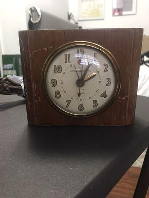 Vintage GE Alarm Clock for Sale in El Segundo, CA