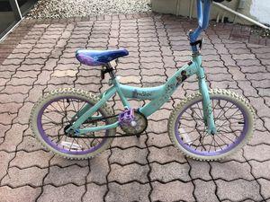 Girls bike frozen for Sale in Miami, FL
