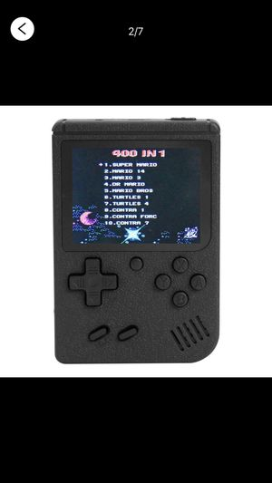 400 Game Mini classic hand held Game great for Gift /Travel /fun entertainment or more for Sale in Industry, CA