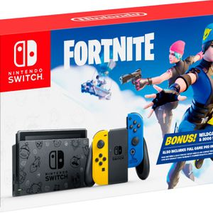 Nintendo Switch Fortnite Wildcat Bundle for Sale in Buffalo, NY