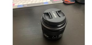 Canon EF-M 15-45mm f/3.5-6.3 Image Stabilization STM Zoom Lens for Sale in San Antonio, TX