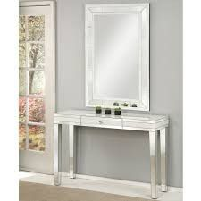 accent mirror and console table for Sale in Las Vegas, NV