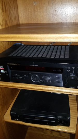 Sony stereo receiver for Sale in Bolingbrook, IL