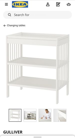 Ikea Gulliver Changing Table for Sale in Beverly Hills, CA