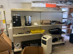 Multiple shelving units for retail space or home storage for Sale in Pompano Beach, FL