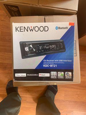 Kenwood stereo deck for Sale in Hughson, CA