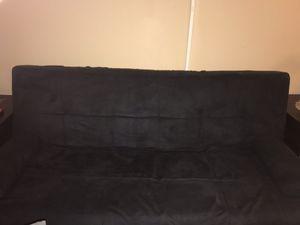 Black Futon for Sale in Cypress Gardens, FL
