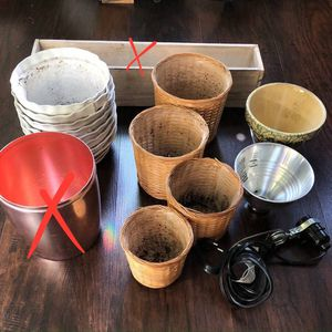 Plant Pots / Planters - Read For Prices for Sale in Brooklyn, NY