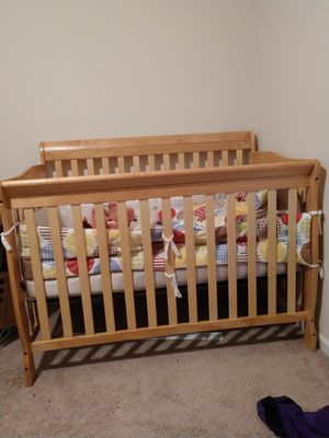 Baby Crib for Sale in Durham, NC