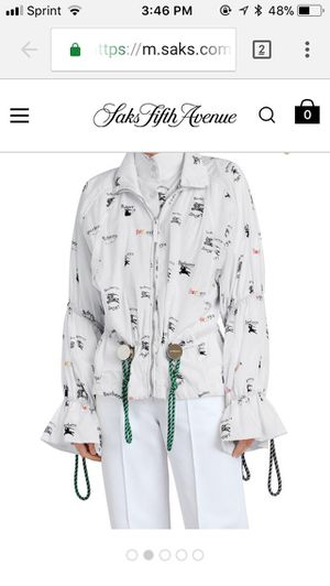 Burberry 2018 Equestrian Knight Logo Jacket for Sale in San Diego, CA