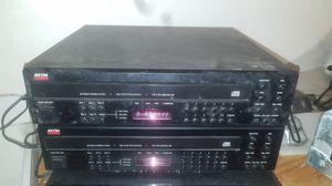 ADCOM GCD-600, Pro Audio 5 Disk CD Changers for Sale in Auburn, WA