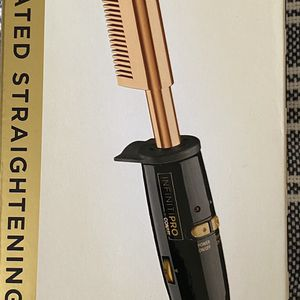 Gold-plated Infiniti Straightening Comb for Sale in Baltimore, MD
