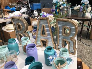 BAR Letters for Sale in Marysville, WA