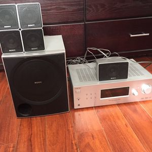 Sony Surround Sound for Sale in Gardena, CA