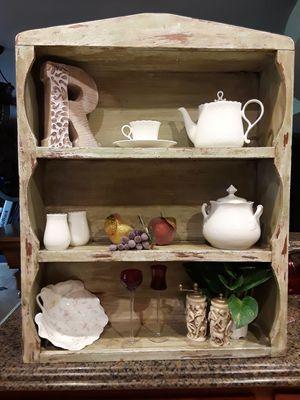 Farmhouse shelf for Sale in Whittier, CA