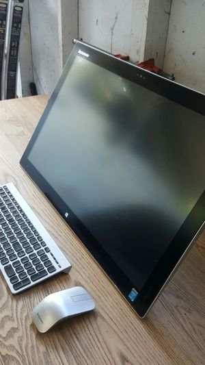 """Lenovo Horizon 2: 27"""" all in one portable i5 gaming PC! for Sale in French Gulch, CA"""