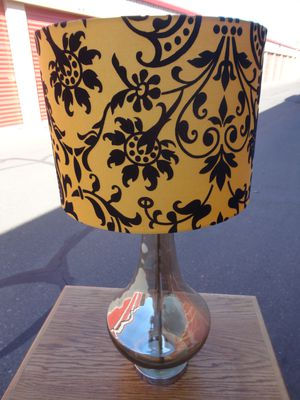 MODERN LAMP for Sale in Modesto, CA