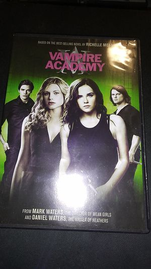 Vampire academy DVD for Sale in Sprouses Corner, VA