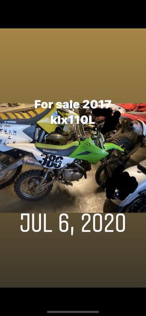 Klx110L for Sale in Oceanside, CA