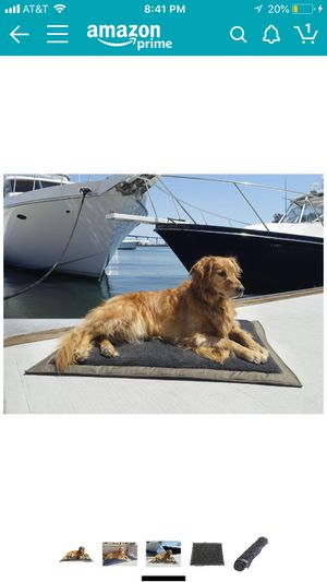 Travel Dog Bed Self Inflating for Sale in San Diego, CA
