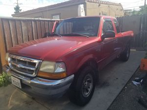 Ford ranger lxt 1998 stick for Sale in San Jose, CA