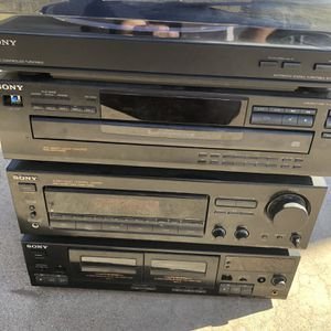 Sony Stereo System for Sale in Phoenix, AZ