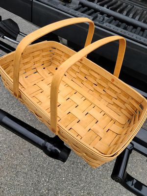 Longaberger basket for Sale in Amherst, NH