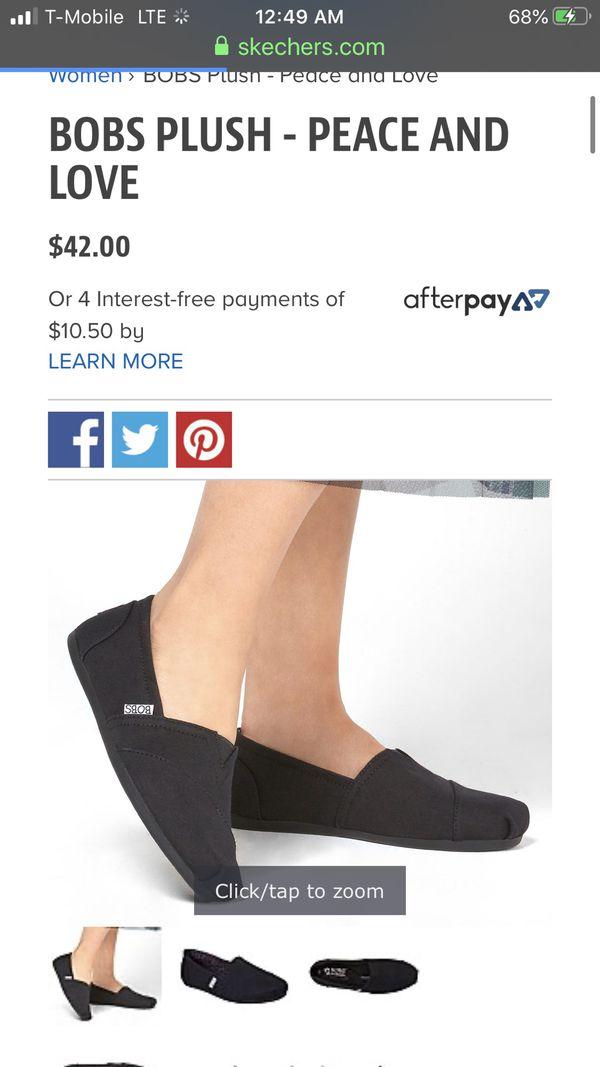 Bobs shoes black size 12 & 13