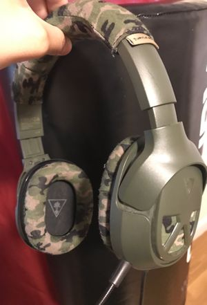Turtle beach headset for Sale in Boston, MA