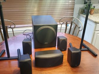 Polk 5.1 Surround Speakers for Sale in Fairless Hills,  PA