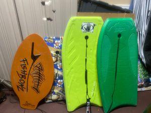Boogie boards and skim board for Sale in Lawrenceville, GA