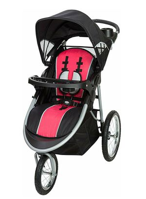 Baby Trend jogger stroller - pink for Sale in Powder Springs, GA