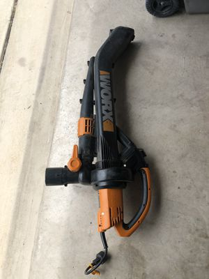 Electric leaf blower for Sale in Converse, TX