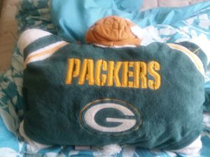 Packers pillow pet for Sale in Newport News, VA