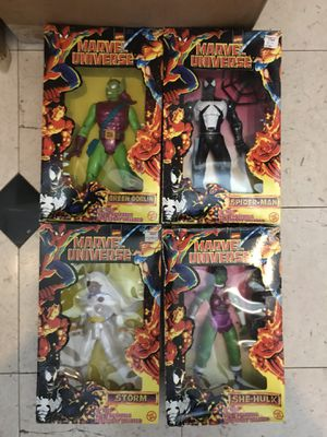 Marvel Action Figures - Authentic Kay Bee Toy Store for Sale in Montebello, CA