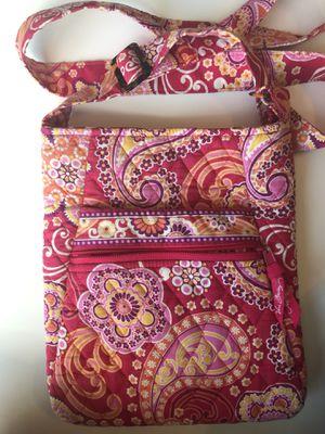 Vera Bradley Crossbody paisley messenger bag for Sale in Clermont, FL